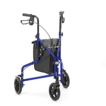 Amazon.com: Días 240L ligero 3 rueda andador Triciclo con ...