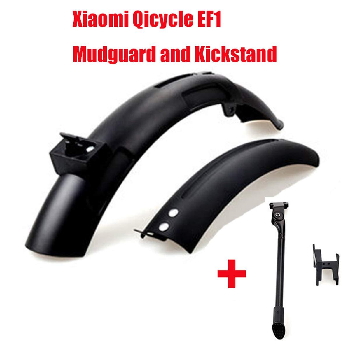LEPAK - Guardabarros eléctrico para Bicicleta Xiaomi Qcycle EF1 ...