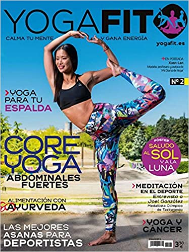 Yoga Fit número 2: Amazon.es: Motorpress Ibérica: Libros