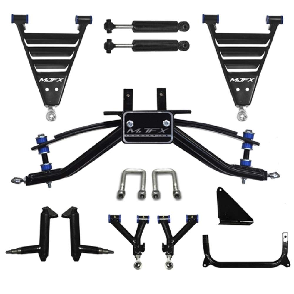 Madjax 4'' A-Arm Heavy Duty Lift Kit for Yamaha Drive Golf Carts 2007-2016 Electric or Gas