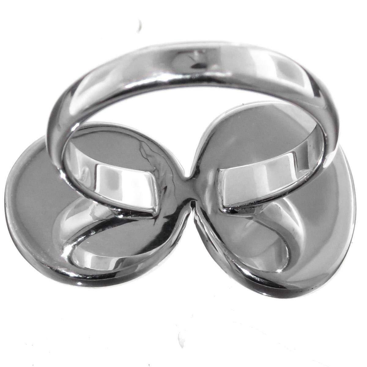 White Pearl Opal Titanium DRUZY Drusy SZ 9 925 Sterling Silver Ring YE-2387