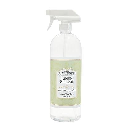 Green Tea & Lemon Linen Spray