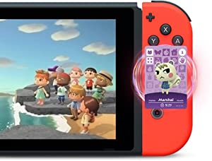 TPLGO 24 Pcs ACNH NFC Tag Mini Game Rare Character Villager Cards for Switch/Switch Lite