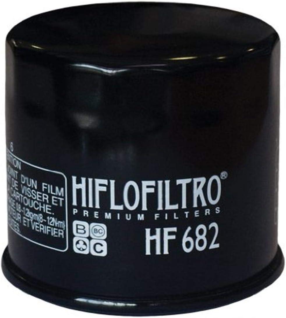 Hiflofiltro Hf682 Ölfilter Anzahl 1 Auto
