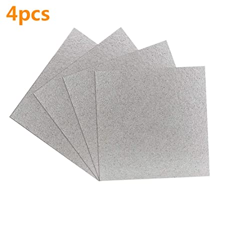 Impression Microondas Placas de Mica, 4Pack Carton ...
