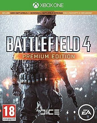 BATTLEFIELD 4 PREMIUM EDITION: Amazon.es: Cine y Series TV