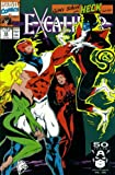 Excalibur #33 : Cat on a Hot Tin Roof (Marvel Comics)