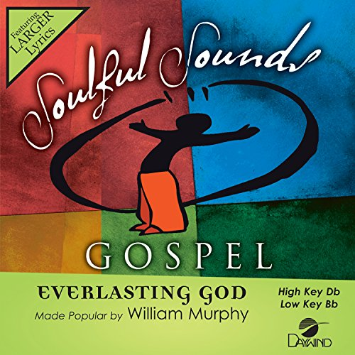Everlasting God [Accompaniment/Performance Track]