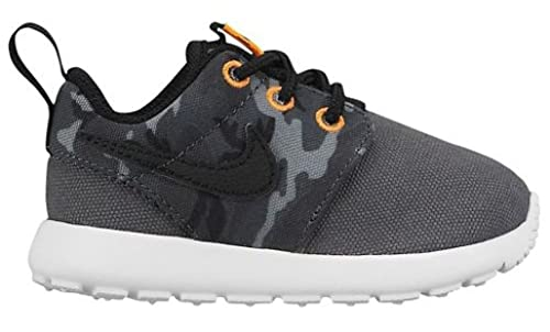1853675d8be52 Amazon.com  Nike Preschool Rosherun Print (PS TD) Dark Grey Cool ...