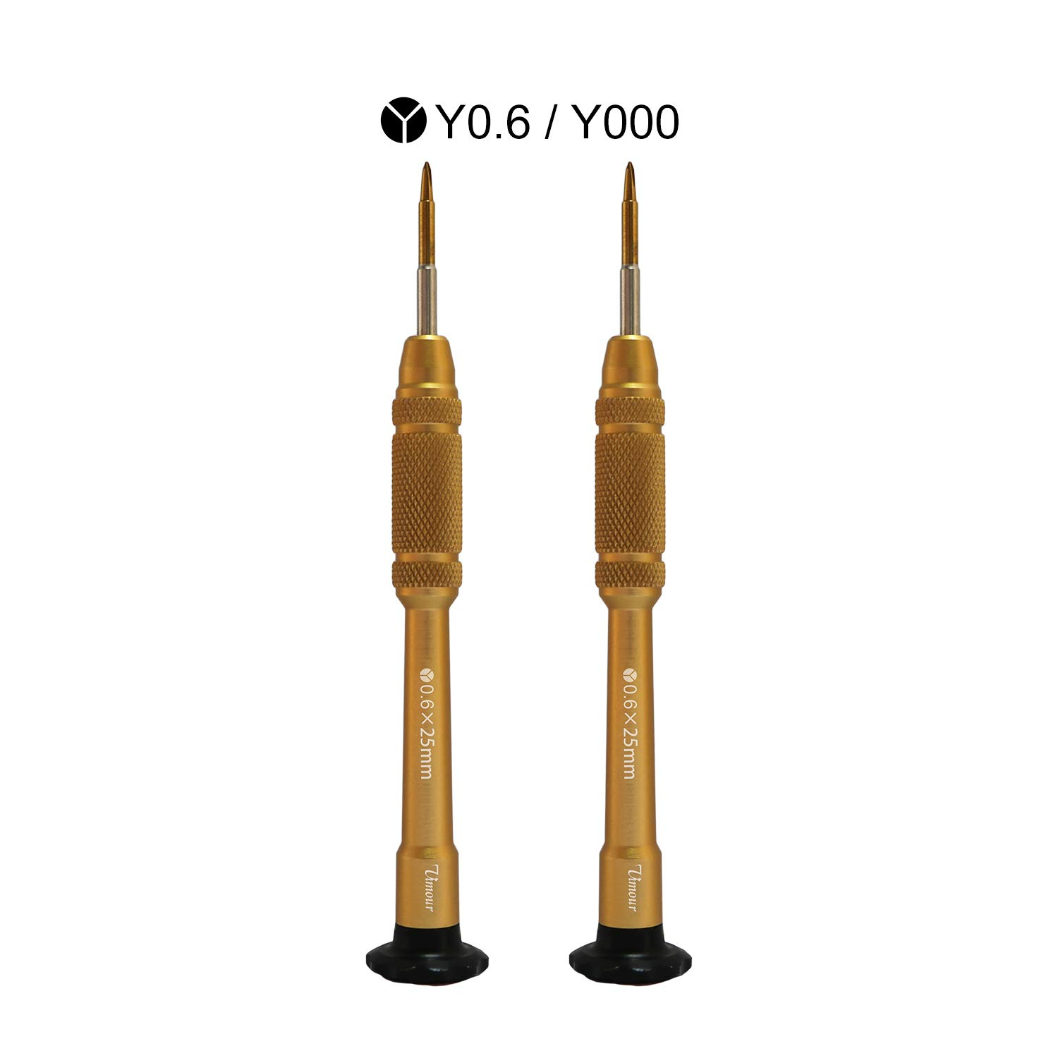Tripoint Y000 Screwdriver Tripoint Y000 Screwdriver Triwing 0.6 mm Y-Tip 0.8 Pentalobe Screwdriver set 4 in 1 For iPhone 7 8 Plus X XS Max and up