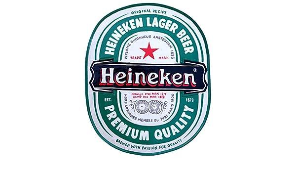 Retro placa publicitaria (3 de D Heineken/Cocina & mesa ...