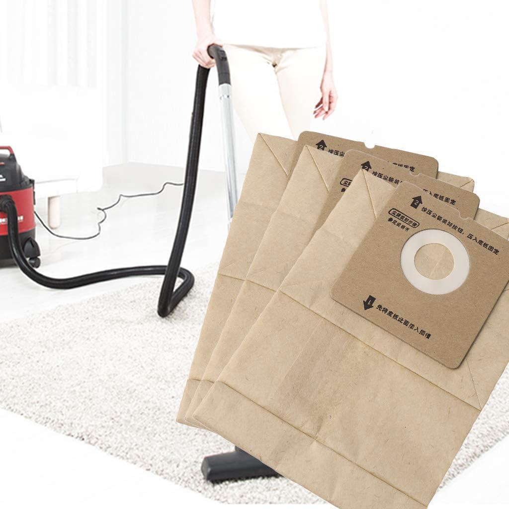 Dabixx - Bolsas de aspiradora universales - Bolsa de Polvo de Papel, Reemplazar para Rowenta ZR0049 / ZR0007: Amazon.es: Hogar