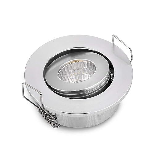 Faretti Piccoli Led.3w Piccoli Faretti Led Da Incasso Mini Cob Regolabile Cabinet Spot Lights Dimensione Foro D Argento 40 45mm