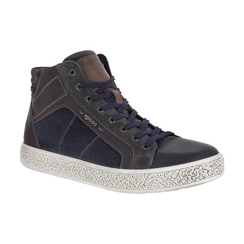 Igi&Co 8722 Sneakers Uomo BLU 45 Comprar Barato Ebay Para El Buen Precio Barato Tienda De Liquidación Liquidación Venta Barata En Italia Barato Conseguir Auténtica aHKgSKiAd