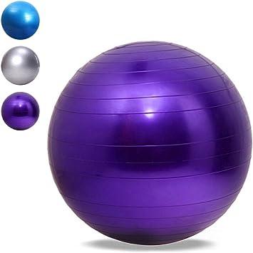 Outlife Pelota de Ejercicio Suiza de 65cm, Balón de Equilibrio de ...