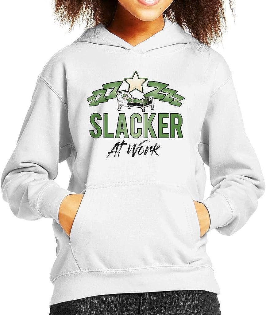 Beetle Bailey Slacker at Work Mens Sweatshirt