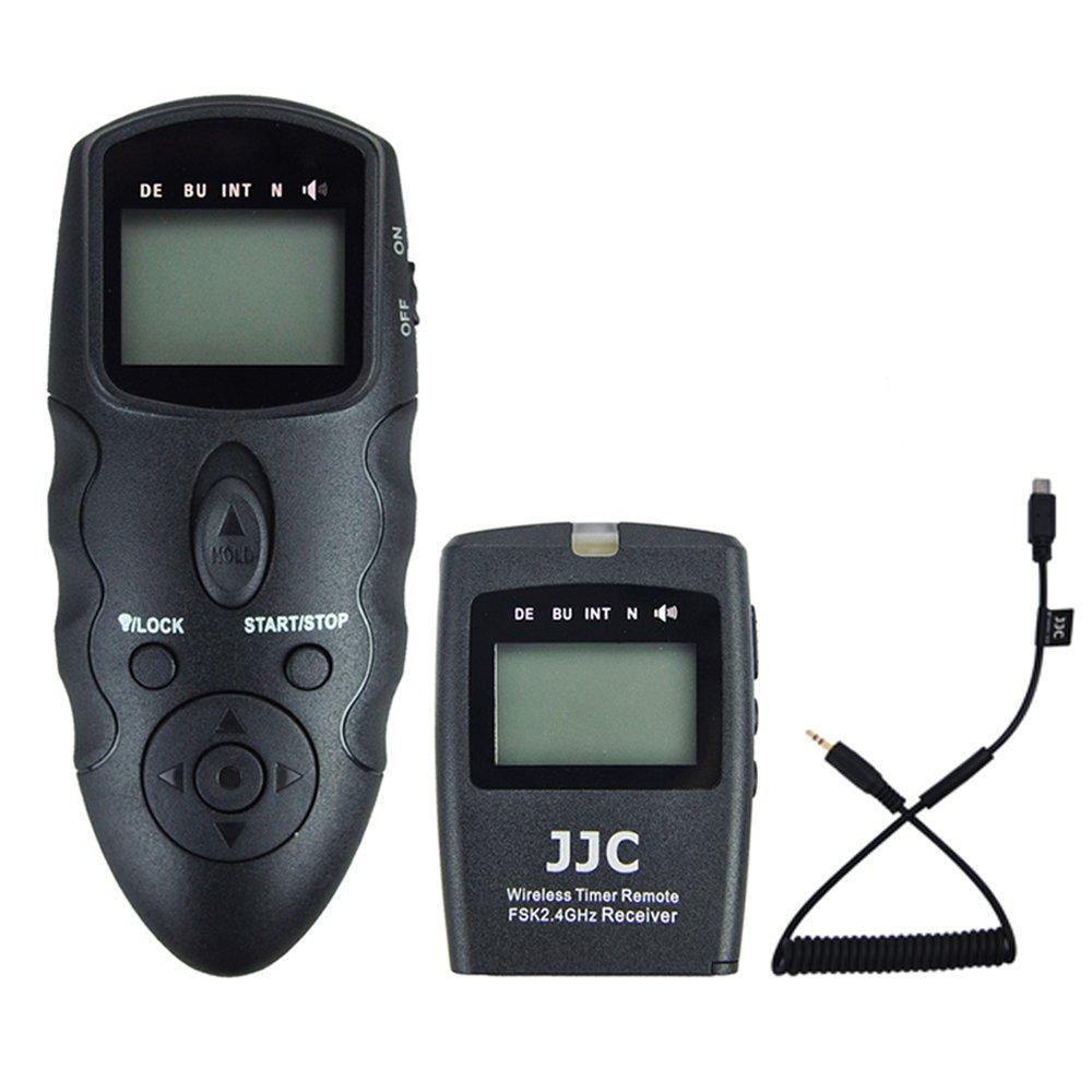 JJC disparador remoto temporizador mandos a distancia para ...