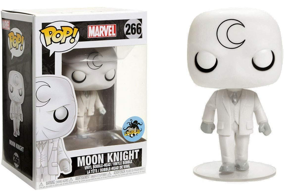 Funko Pop Marvel 267 Marvel 22847 Moon Knight Glow in the dark Exclusive
