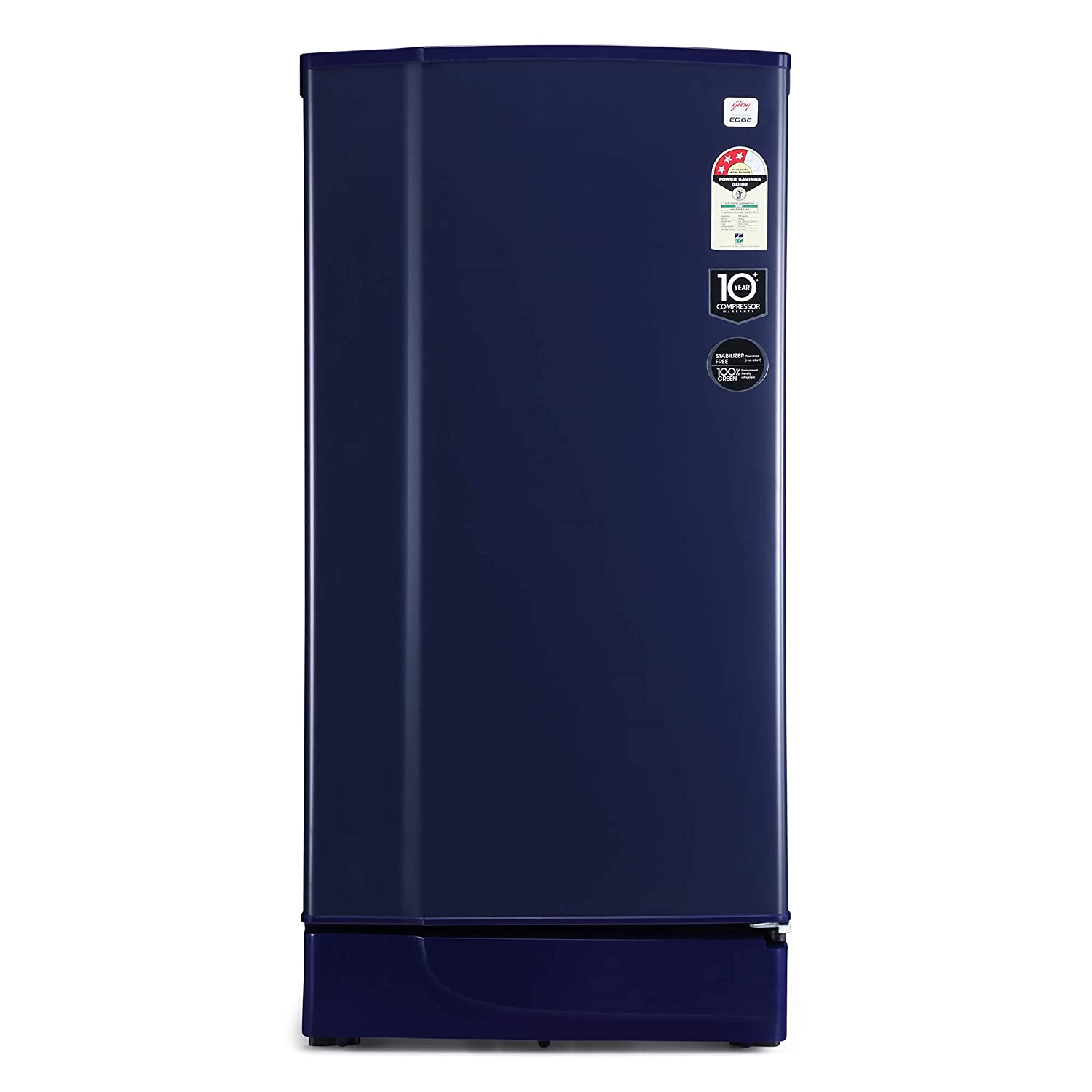 Godrej 190L 3 Star Direct-Cool Single-Door Refrigerator