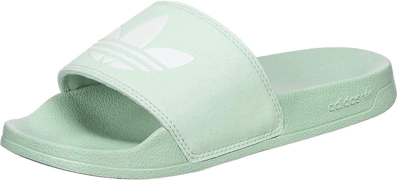 Adidas 10K, Zapatillas para Mujer Vert Turquoise Blanc Vert Turquoise