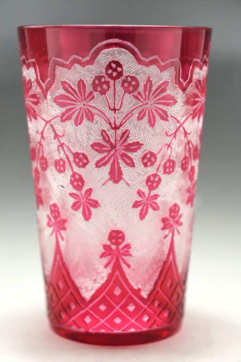 BACCARAT (オールドバカラ) エグランチエ 花瓶 グラス B07NNY4LC5