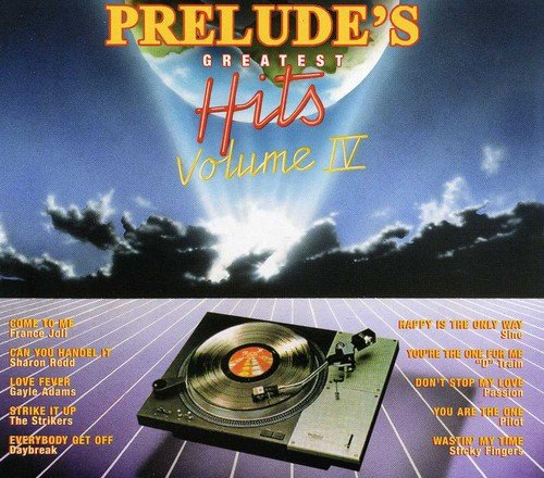 CD : Prelude Greatest Hits - Prelude Greatest Hits 5 / Various (CD)