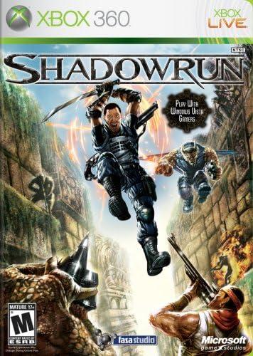 Amazon.com: Shadowrun - Xbox 360: Artist Not Provided: Video ...