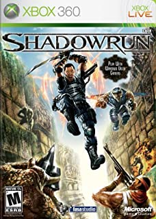 Shadowrun - Xbox 360 by Artist Not Provided (B000OLSJLC) | Amazon price tracker / tracking, Amazon price history charts, Amazon price watches, Amazon price drop alerts
