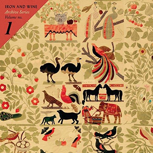 iron and wine cd - 7