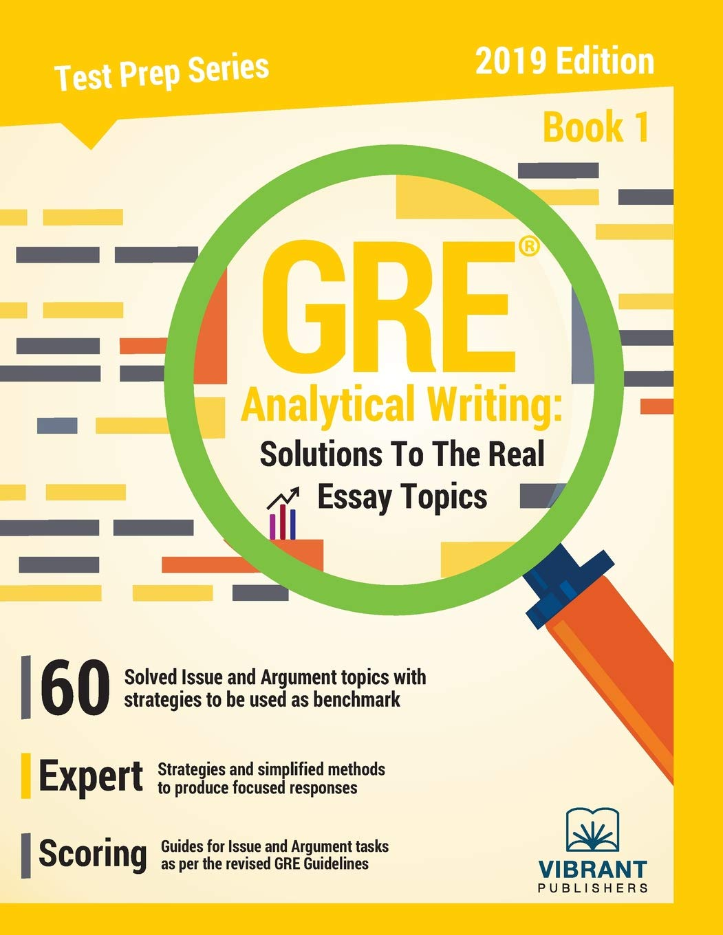 Download GRE Analytical Writing: Solutions to the Real Essay Topics - Book 1 (Test Prep Series) (Volume 19) ebook