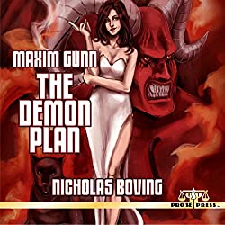 Maxim Gunn: The Demon Plan