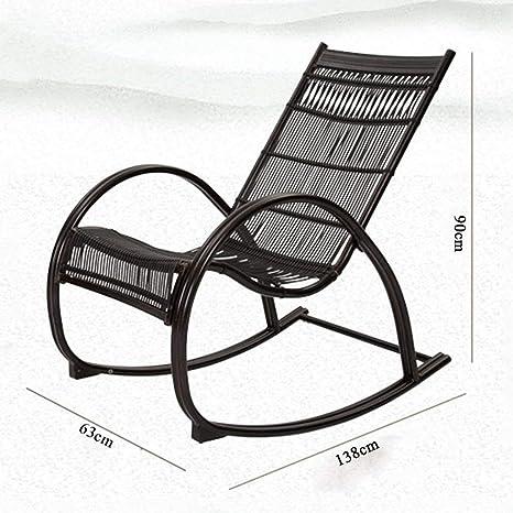 Prime Amazon Com Home Black Rocking Chair Adult Recliner Easy Ibusinesslaw Wood Chair Design Ideas Ibusinesslaworg