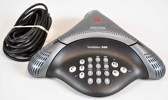 polycom voicestation 300 conference phone 2201 17910 001 amazon ca rh amazon ca Polycom VVX 300 polycom voicestation 300 user manual