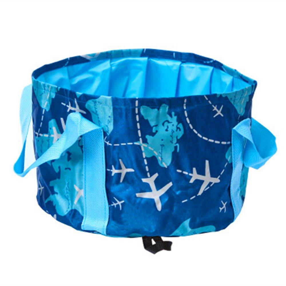 【70%OFF】 Admire U 15L ポータブル 耐久性 多機能 耐久性 折りたたみ式 アウトドア キャンプ (ブルー) 洗面台 折りたたみバケツ キャンプ 旅行 ハイキング 洗濯 釣り (ブルー) B07BZQMBPR, ヴェニーレ:8a0afc3c --- a0267596.xsph.ru
