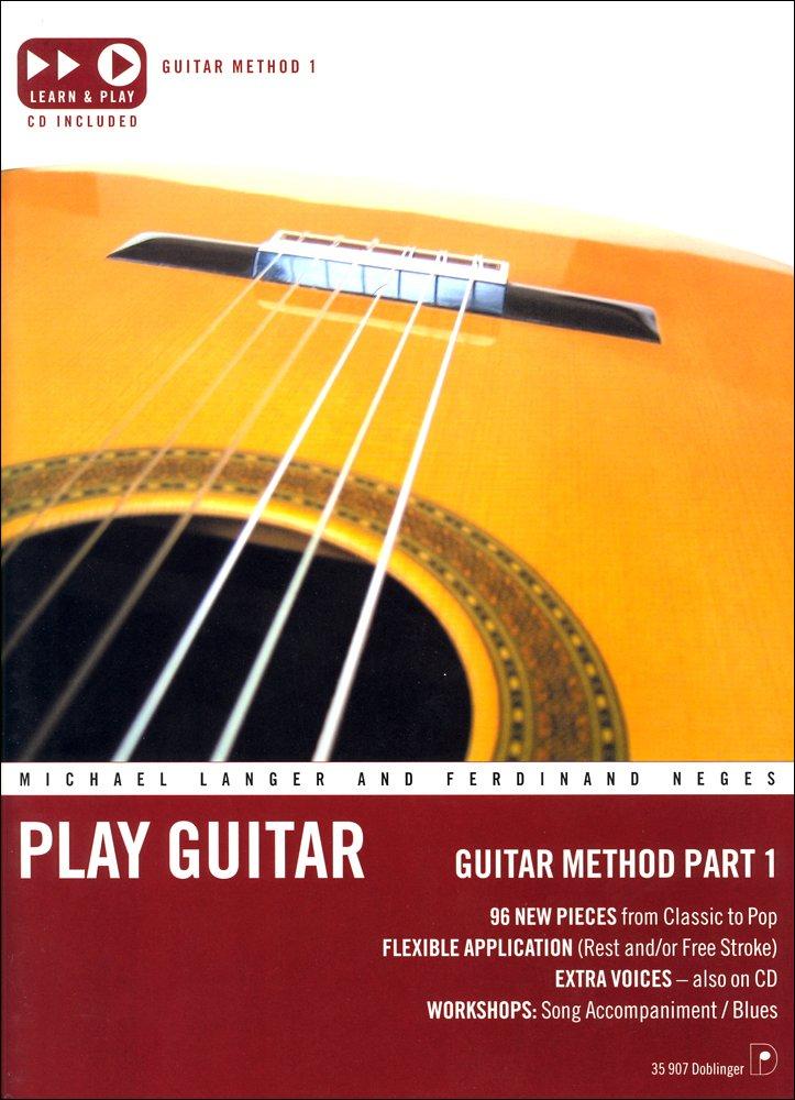 Read Online Play Guitar: Guitar Method, Part 1 ebook