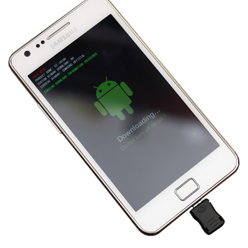 MaxLLTo ™ Unbrick Fix USB Jig Download Mode for Samsung Galaxy S/S2/S3/S4  II/SII/SIII/SIV #B