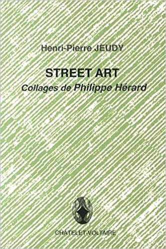Livre gratuits Street Art - Collages de Philippe Herard epub pdf