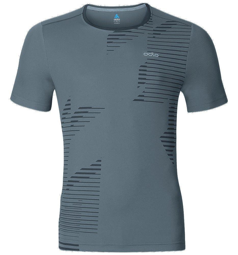 Odlo S Crew Neck George/-/Camiseta de Manga Corta para Hombre