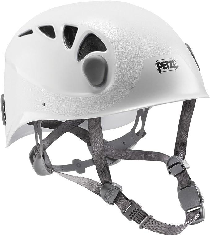 White size 2 Petzl Elios Helmet