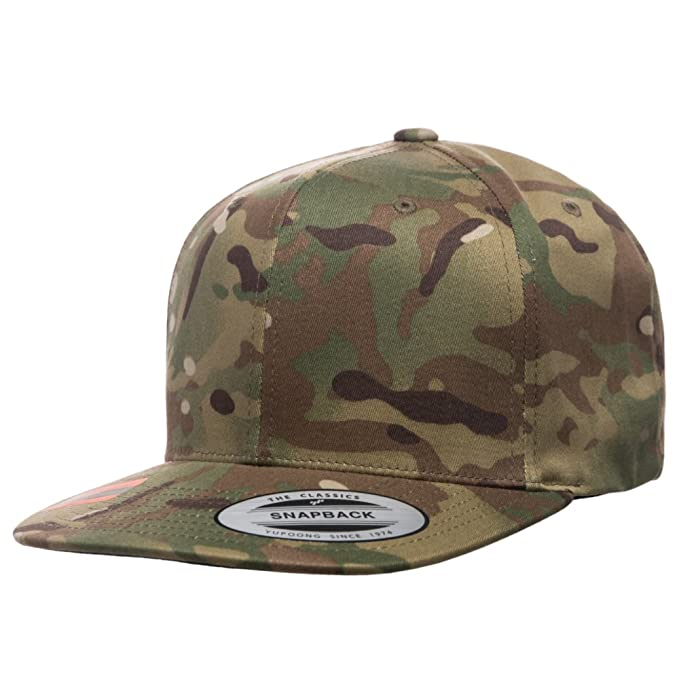 2040USA Flexfit Original Multicam and Multicam Black Pattern Hats (6089) d29d7bada75