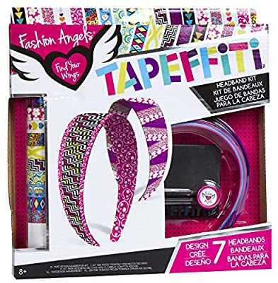 Fashion Angels Tapeffiti Headband Kit