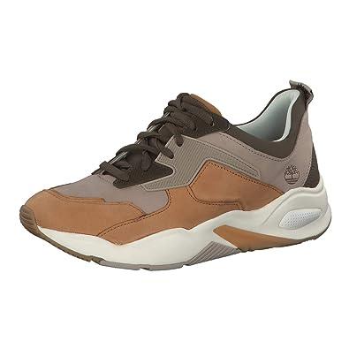 Sneaker Delphiville Timberland Damen Leather LVGSzqUMjp
