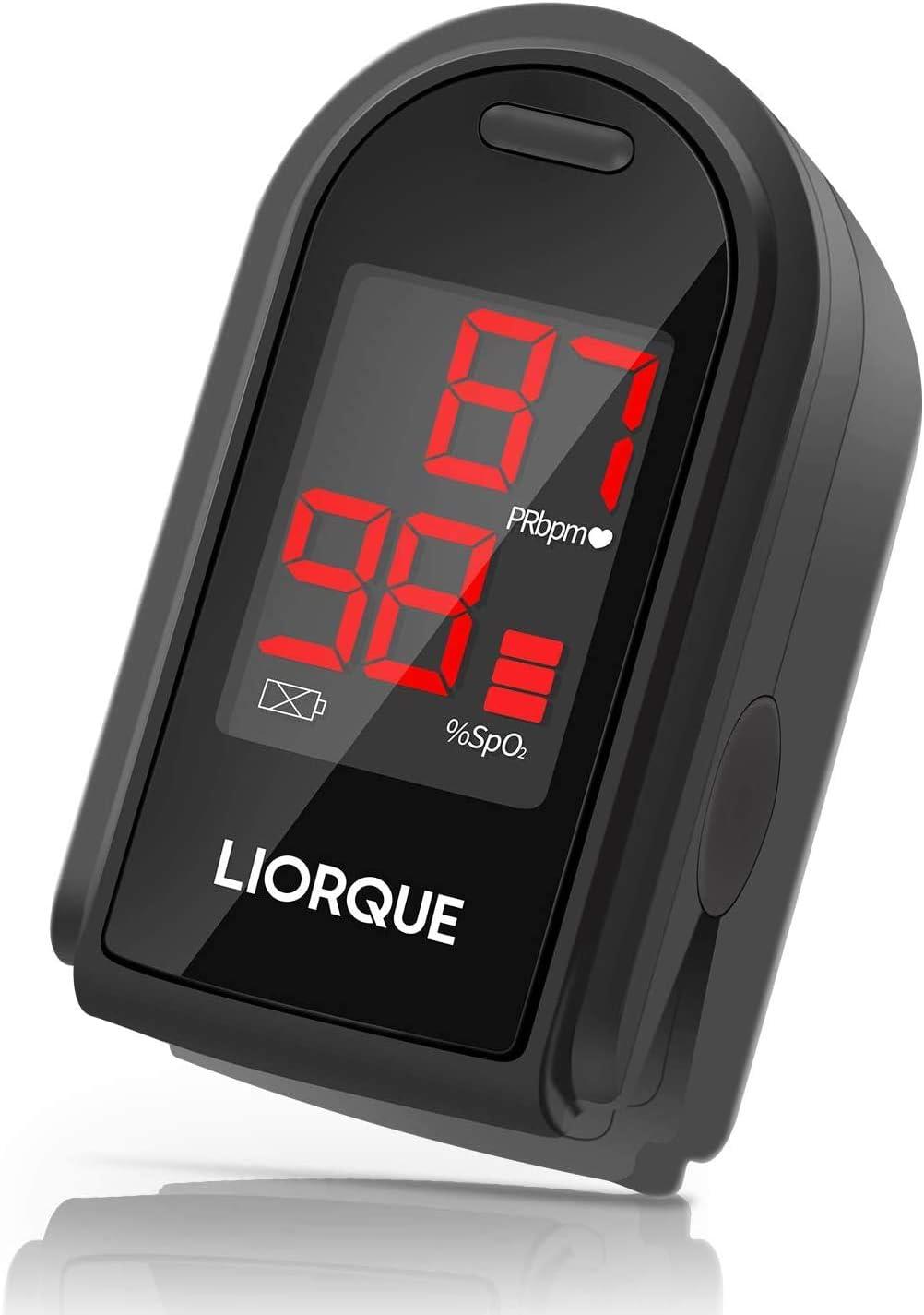 Liorque Pulse Oximeter