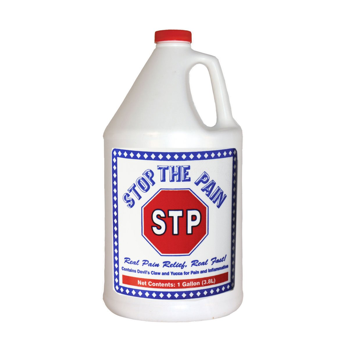 Cox Veterinary Labs STP Stop The Pain Gallon (128 oz) by Cox Veterinary Labs