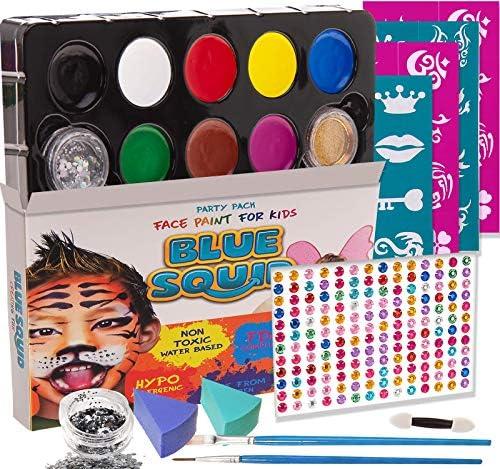 Blue Squid Applicator Facepainting Sensitive product image