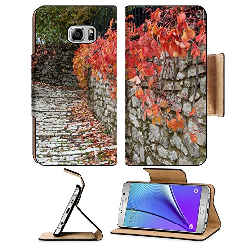 luxlady-premium-samsung-galaxy-note-5-flip-pu-leather-wallet-case-note5-image-id-25994490-road-with-