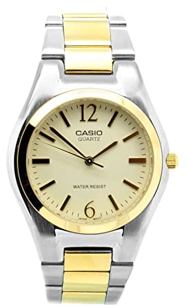 new arrival 29793 314f2 Casio General Men's Watches Metal Fashion MTP-1253SG-9ADF - WW