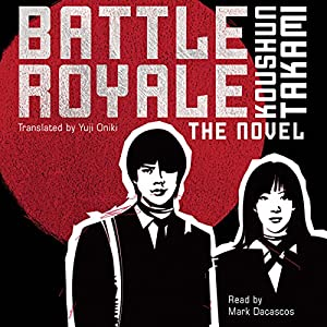 Battle Royale Audiobook