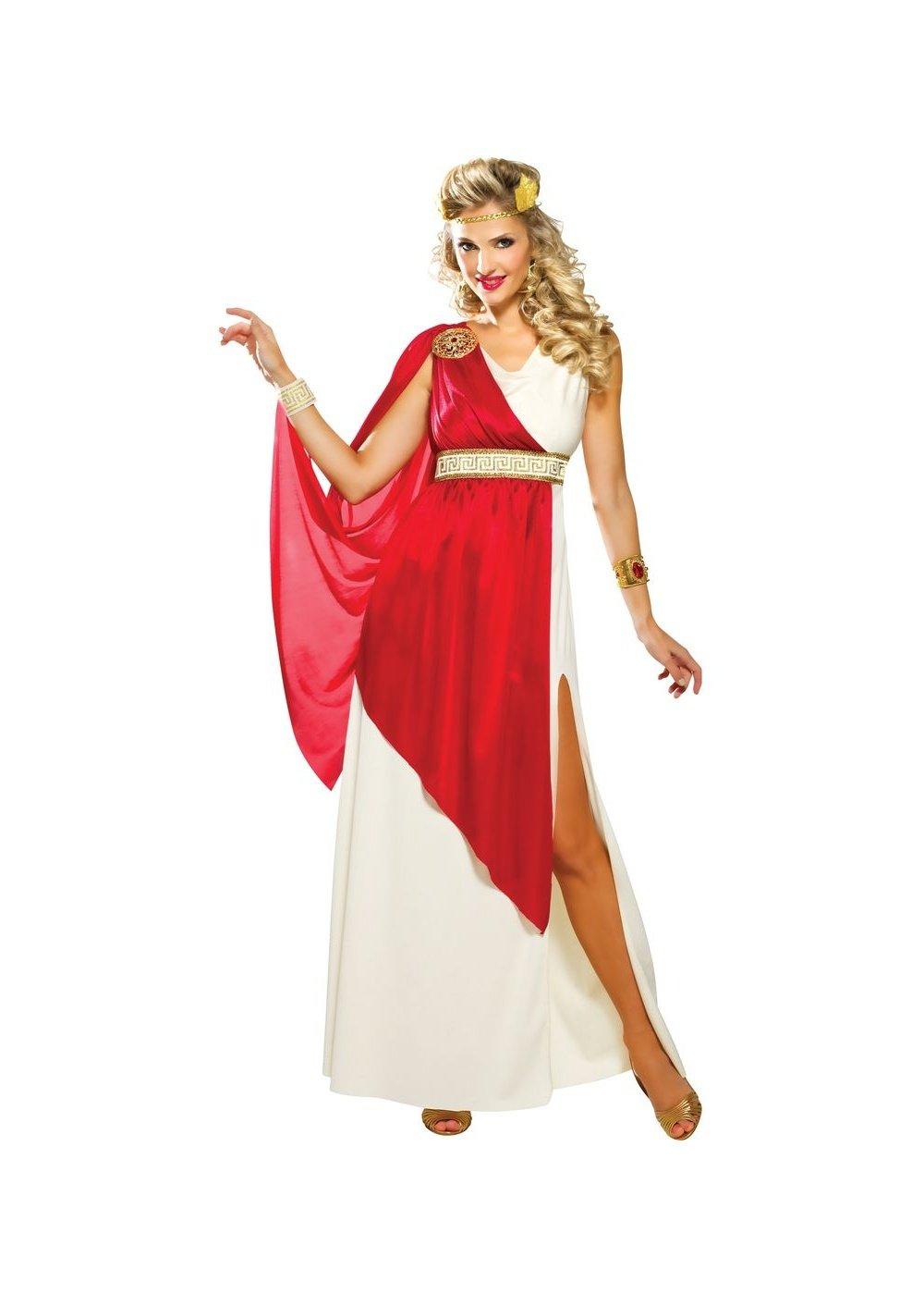 Lady Caesar Adult Costume, Large (12-14)