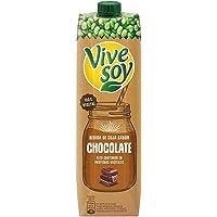Vivesoy Chocolate - Paquete de 6 x 1
